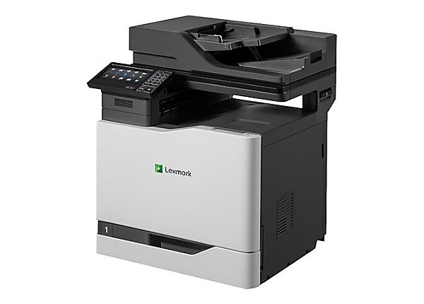 Lexmark CX820dtfe - multifunction printer - color