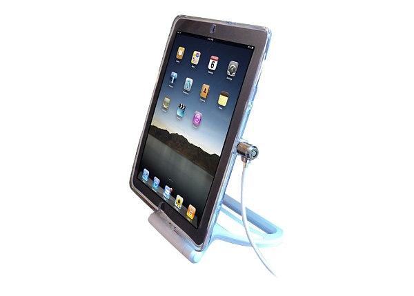 "Compulocks iPad 9.7"" Rotating Security Plastic Case - Combination Cable Loc"