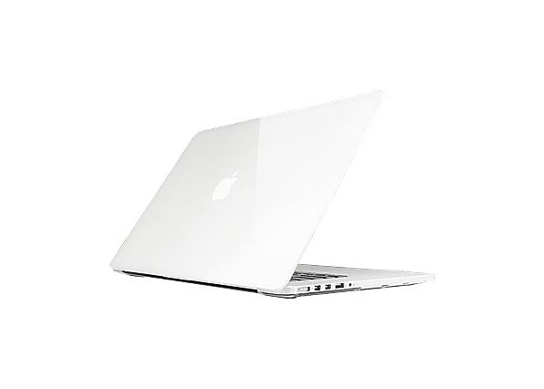 Compulocks Premium Macbook Hardshell Case - notebook top and rear cover