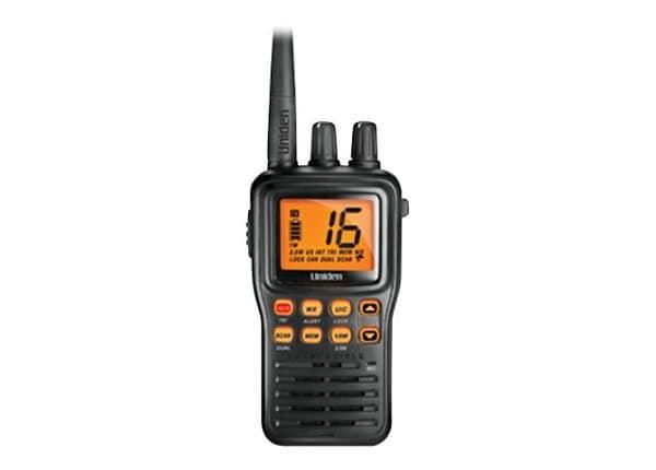 Uniden MHS75 two-way radio - VHF