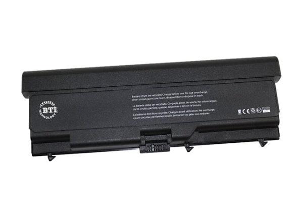 BTI LN-T430X9 - notebook battery - Li-Ion - 8400 mAh