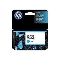 HP 952 - cyan - original - ink cartridge