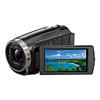 Sony Handycam HDR-CX675 - caméscope - stockage : carte flash