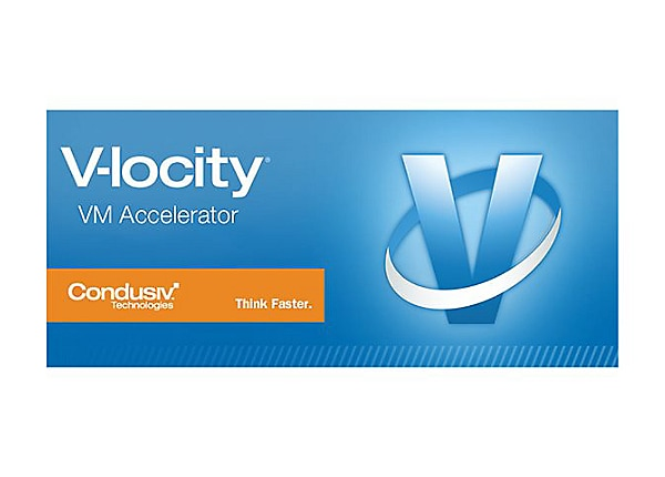 V-locity (v. 6) - maintenance (2 years) - 1 dual sockets host