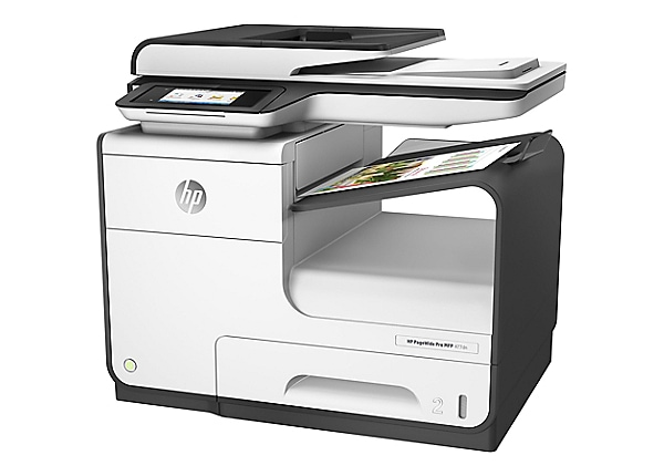 HP PageWide Pro 477dn - imprimante multifonctions - couleur