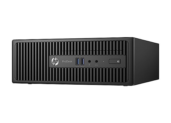 HP ProDesk 400 G3 - Core i5 6500 3.2 GHz - 8 GB - 1 TB