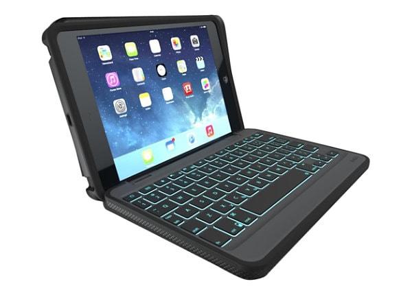 Zagg Rugged Book Keyboard And Folio Case Us Im3rgk