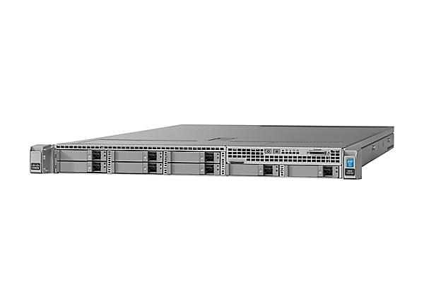 Cisco UCS SmartPlay Select C220 M4S Basic 1 (Not sold Standalone ) - rack-m