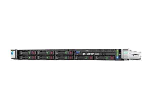 HPE ProLiant DL360 Gen9 Base - rack-mountable - Xeon E5-2630V4 2.2 GHz - 16