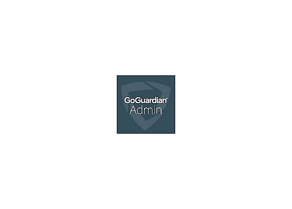 GoGuardian Admin - subscription license (1 year) - 1 license
