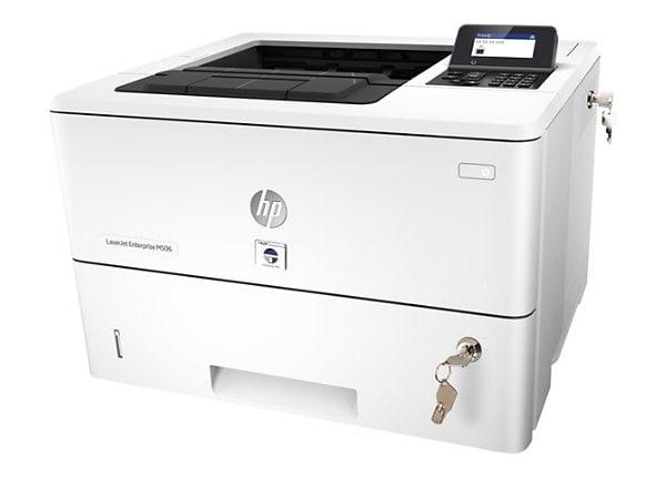TROY MICR M506dn SecureEx - printer - monochrome - laser