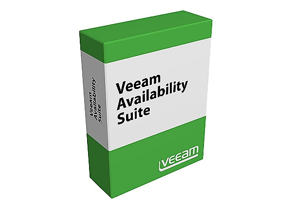 Veeam Availability Suite Enterprise Plus for VMware - upgrade license - 1 C