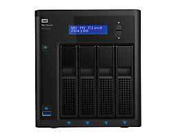 Shop WD My Cloud Pro Series PR4100 Network Attached Storage