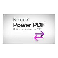 Nuance Power PDF Advanced (v. 2.0) - license - 1 user