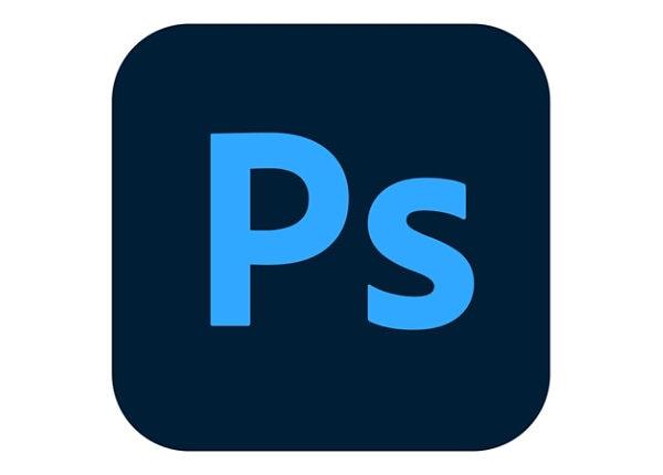 Adobe Photoshop CC - Team Licensing Subscription Renewal (1 year)