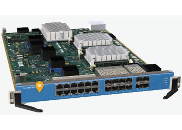 Palo Network Processing Card - control processor