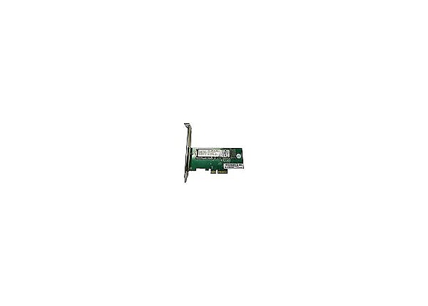 Lenovo ThinkStation M.2 SSD Adapter - interface adapter - M.2 Card - PCIe 3