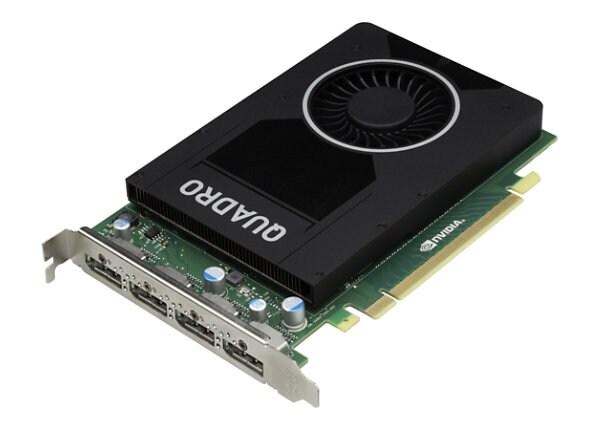 NVIDIA Quadro M2000 - graphics card - Quadro M2000 - 4 GB