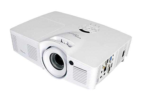 Optoma EH416 - DLP projector - portable - 3D