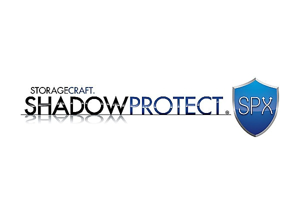 ShadowProtect SPX Desktop - license + 1 Year Maintenance - 3 desktops
