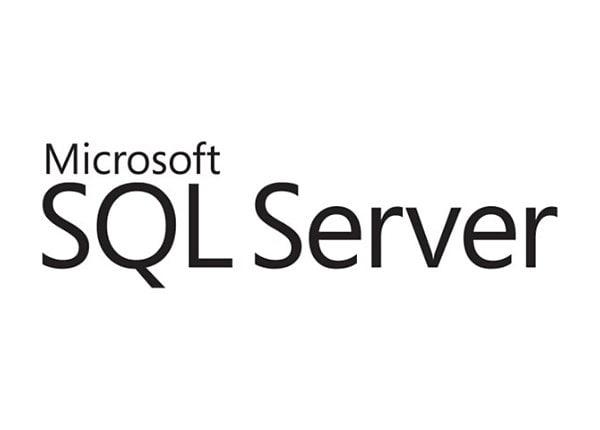 Microsoft SQL Server 2016 Enterprise Core - license - 2 cores