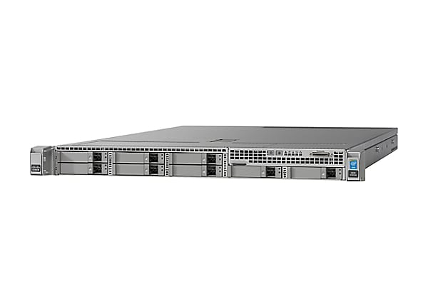 Cisco UCS SmartPlay Select C220 M4S Advanced 2 - rack-mountable - Xeon E5-2