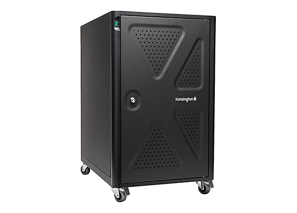 Kensington AC12 Security Charging Cabinet - cabinet unit