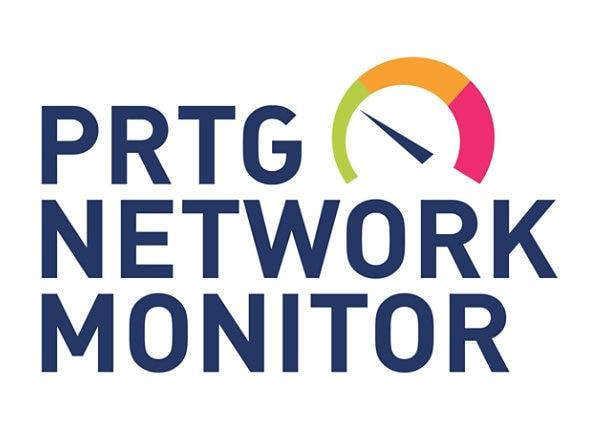 Paessler Software Maintenance - product info support (renewal) - for PRTG N