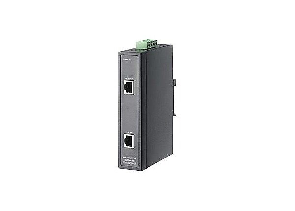 Transition Networks Unmanaged Hardened PoE+ Injector - PoE injector - 30 Wa