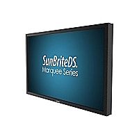 "SunBriteDS 5525L Marquee Series - 55"" LED display - outdoor"