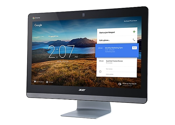 Acer Chromebase CA24I - all-in-one - Celeron 3215U 1,7 GHz - 4 GB - 16 GB -