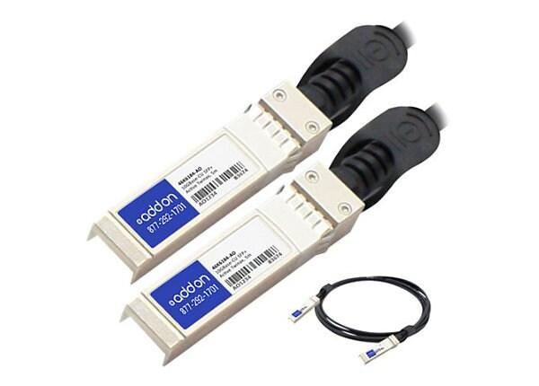AddOn 5m IBM Compatible SFP+ DAC - câble à attache directe - 5 m