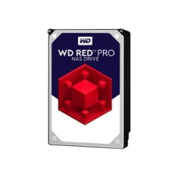 WD Red Pro NAS Hard Drive WD2002FFSX - hard drive - 2 TB - SATA 6Gb/s