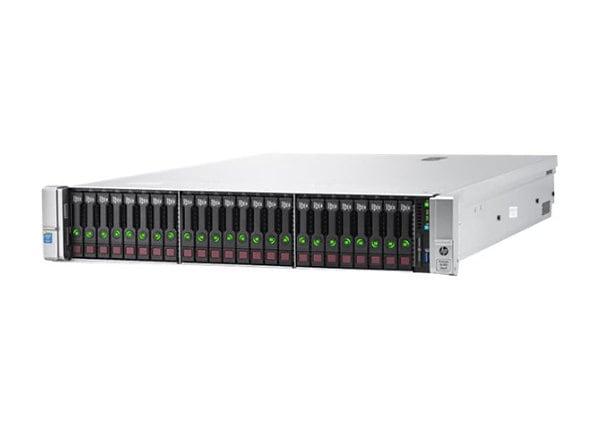 HPE ProLiant DL380 Gen9 - rack-mountable - no CPU - 0 GB
