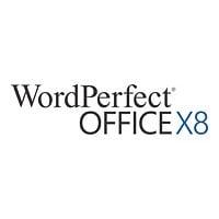 WordPerfect Office X8 - license