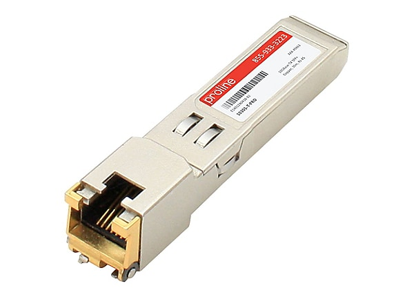 Proline Extreme Compatible SFP+ TAA Compliant Transceiver Copper - SFP+ tra