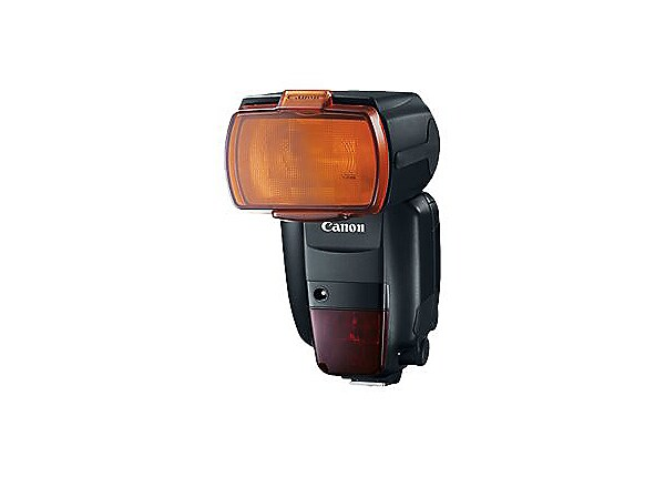Canon Speedlite 600EX II-RT - hot-shoe clip-on flash