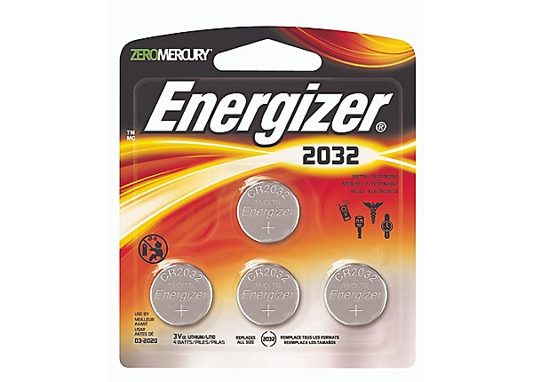 Energizer Lithium Coin Battery 3V