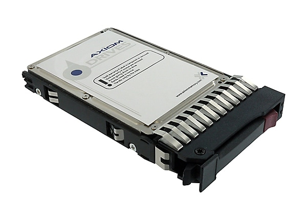 Axiom - hard drive - 300 GB - SAS 12Gb/s