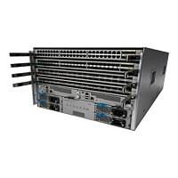 Cisco ONE Nexus 9504 - Bundle - switch - managed - rack-mountable - with Ci