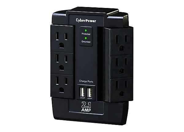 CyberPower Professional Series CSP600WSU - surge protector