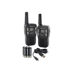 Cobra microTALK CXT145 two-way radio - FRS/GMRS