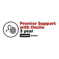 Lenovo 3 Year Onsite Support 24x7x4 Hour Response Warranty