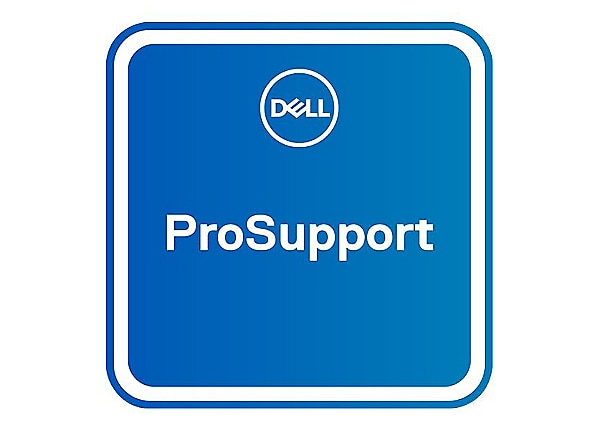 Dell ProSupport Upgrade from 3 Years Next Business Day Onsite - extended se