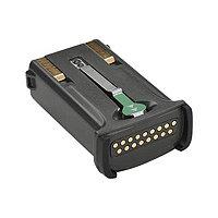 Zebra Battery Pack - handheld battery - Li-Ion - 2600 mAh