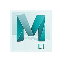 Autodesk Maya LT - Subscription Renewal (2 years) + Advanced Support - 1 se