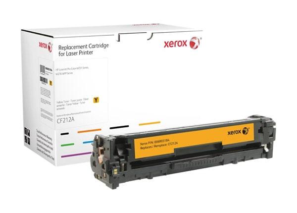 Xerox - yellow - toner cartridge (alternative for: HP CF212A)