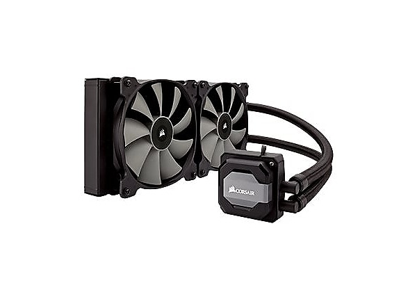 CORSAIR Hydro Series H110i Extreme Performance Liquid CPU Cooler - processo