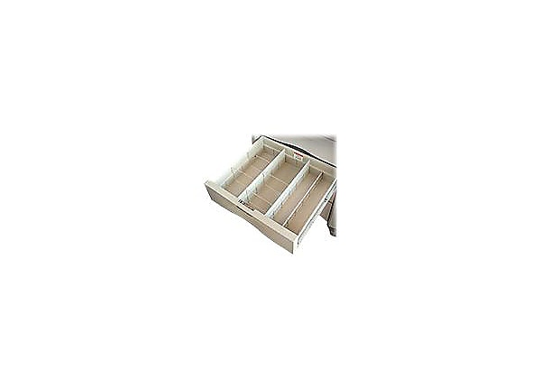 """Capsa Healthcare Avalo Series """"S"""" SUPPLIES DRAWER DIVIDER KIT - mounting co"""