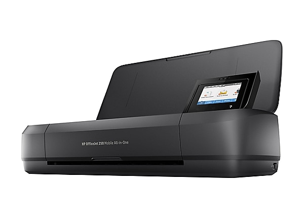 HP Officejet 250 Mobile All-in-One - multifunction printer - color
